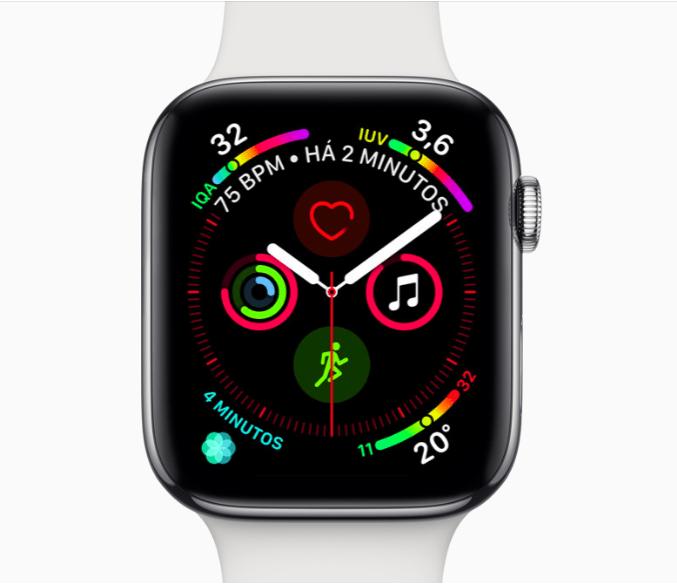 Apple desativa o recurso Apple Watch devido a espionagem